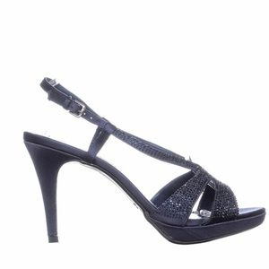Rampage Shoes - Rampage Vaylor Navy Slingback